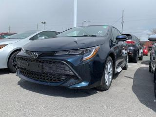 New 2020 Toyota Corolla Hatchback SE PACKAGE! for sale in Cobourg, ON