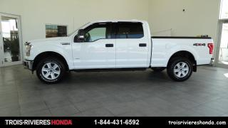 Used 2016 Ford F-150 XLT + CREW + 4X4 + MARCHEPIEDS + MAGS ! for sale in Trois-Rivières, QC