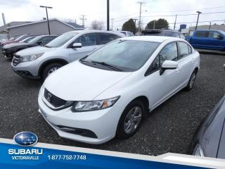 Used 2015 Honda Civic LX 4 portes, boîte automatique for sale in Victoriaville, QC