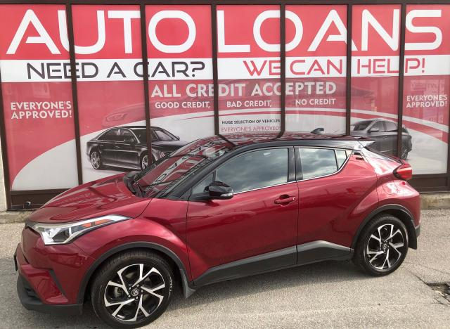 2019 Toyota C-HR LIMITED-ALL CREDIT ACCEPTED