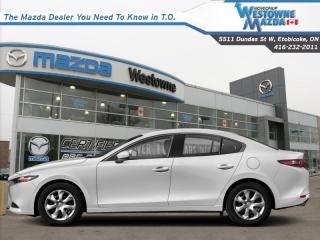 New 2020 Mazda MAZDA3 for sale in Toronto, ON