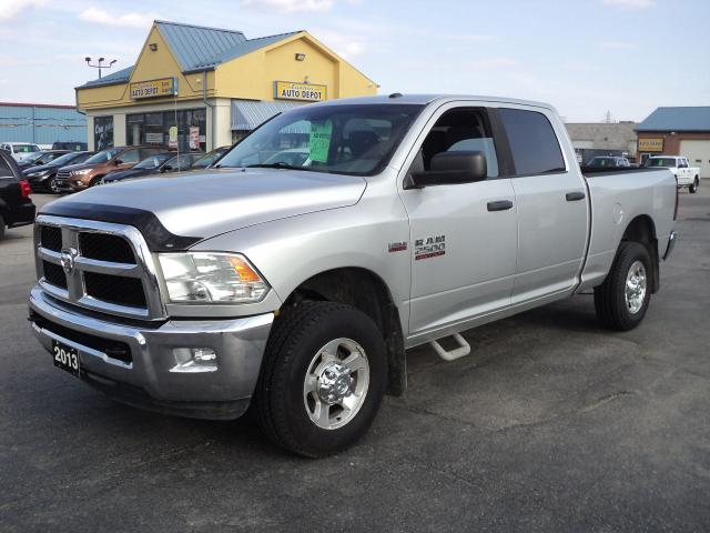 2013 RAM 2500 SLT CrewCab 4x4 5.7L Hemi RemoteStart 6.5ft Box