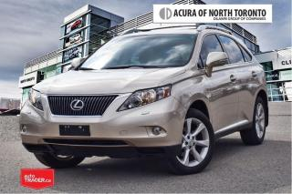 Used 2012 Lexus RX 350 6A No Accident| New Brakes and Rotors All Around for sale in Thornhill, ON