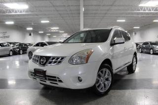 Used 2013 Nissan Rogue SV I NO ACCIDENTS I REAR CAM I HEATED SEATS I SUNROOF I BT for sale in Mississauga, ON