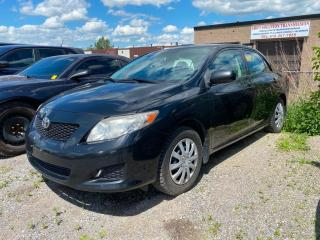 Used 2010 Toyota Corolla for sale in Scarborough, ON
