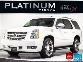 Used 2013 Cadillac Escalade Luxury,NAVI,CAM,HEATED/COOLED SEATS,CLEAN CARFAX for sale in Toronto, ON