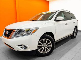 Used 2014 Nissan Pathfinder SV 4X4 7 PLACES SIEGES CHAUF *GR. REMORQ* PROMO for sale in St-Jérôme, QC