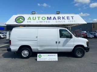 Used 2008 Ford Econoline **DIESEL** E-350 SUPER DUTY CARGO! FREE BCAA & WRNTY! for sale in Langley, BC