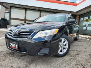 Used 2011 Toyota Camry BLUETOOTH | LEATHER | HEATED SEATS for sale in Waterloo, ON