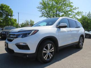 Used 2016 Honda Pilot 4WD V6 EX-L NAVIGATION CUIR TOIT CAMERA MAGS 18 for sale in St-Eustache, QC