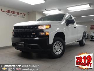 New 2019 Chevrolet Silverado 1500 Work Truck for sale in Burlington, ON