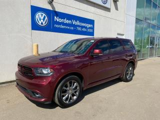 Used 2017 Dodge Durango GT AWD - LOADED! for sale in Edmonton, AB