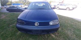 Used 2001 Volkswagen Golf GLS for sale in Windsor, ON