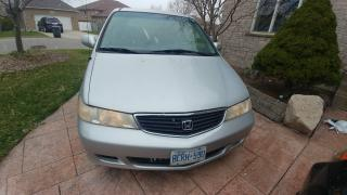 Used 2001 Honda Odyssey EX for sale in Windsor, ON