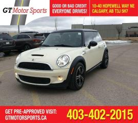 Used 2010 MINI Cooper S for sale in Calgary, AB
