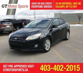Used 2012 Ford Focus SEL for sale in Calgary, AB