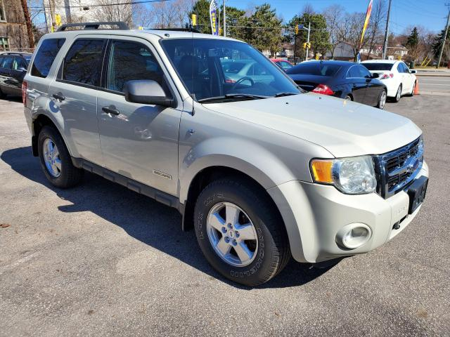 2008 Ford Escape XLT 4X4 LEATHER