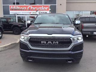 New 2020 RAM 1500 LIMITED CREW 4X4 / PANO ROOF / 22 INCH WHEELS for sale in Milton, ON
