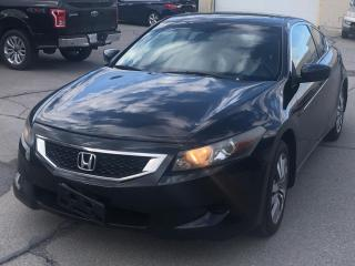Used 2010 Honda Accord Cpe 2dr I4 Auto EX-L for sale in Caledon, ON