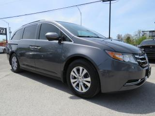 Used 2016 Honda Odyssey EX 8 PASSAGER PORTES COULISSANT ÉLECTRIQUE for sale in St-Eustache, QC