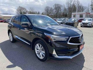 Used 2019 Acura RDX Tech 4dr AWD Sport Utility for sale in Brantford, ON