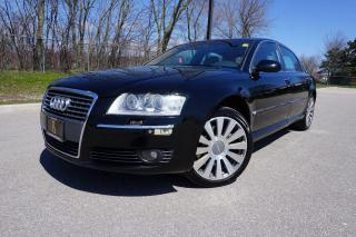 Used 2007 Audi A8 A8L - LWB / LOCAL CAR / CLASSY COLOUR COMBO!! for sale in Etobicoke, ON