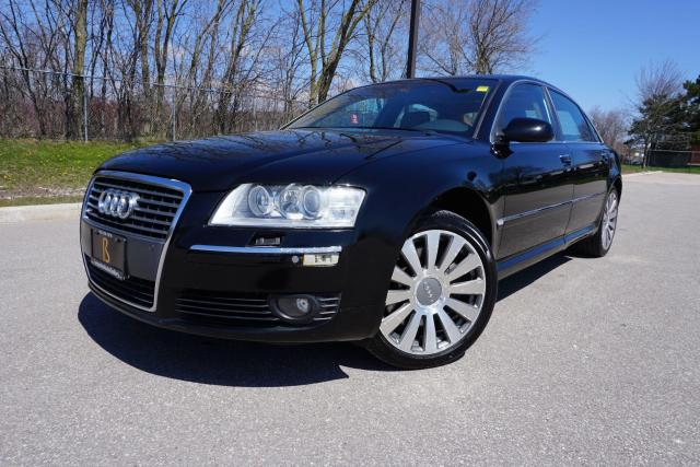 2007 Audi A8 A8L - LWB / LOCAL CAR / CLASSY COLOUR COMBO!!
