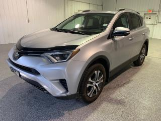 Used 2017 Toyota RAV4 LE AWD * Online * Home Delivery for sale in Brandon, MB