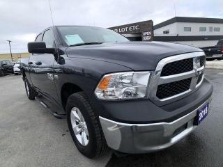 Used 2018 RAM 1500 Tradesman 4x4 for sale in Sudbury, ON