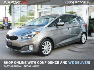 Used 2015 Kia Rondo EX / Leather / Camera/ Dual climate control/ Heated seats and steering wheel/Push start/ Bluetooth/Clear Out Price! for sale in Mississauga, ON
