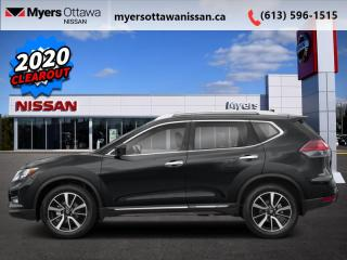 Used 2020 Nissan Rogue AWD SL  - ProPILOT ASSIST -  Navigation for sale in Ottawa, ON