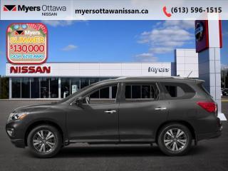 Used 2020 Nissan Pathfinder SL Premium  - Sunroof -  Navigation for sale in Ottawa, ON