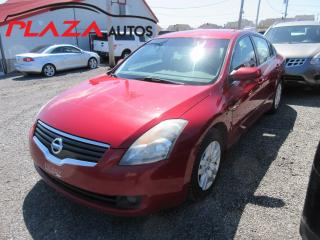 Used 2009 Nissan Altima 4dr Sdn I4  2.5 S for sale in Beauport, QC