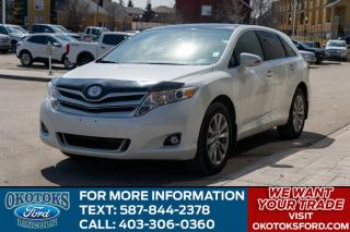 Used 2015 Toyota Venza AWD/LEATHER/SUNROOF/REAR CAM/BLUE TOOTH for sale in Okotoks, AB