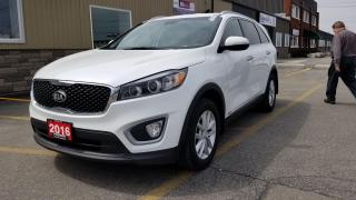 Used 2016 Kia Sorento 2.4L LX-AWD-HEATED SEATS-REAR PARK SENSORS-ALLOYS for sale in Tilbury, ON
