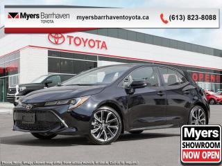 New 2020 Toyota Corolla Hatchback SE Upgrade  - Navigation - $173 B/W for sale in Ottawa, ON