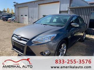 Used 2013 Ford Focus SE for sale in Winnipeg, MB
