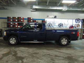 Used 2010 Chevrolet Silverado 1500 4WD Extended Cab for sale in Amos, QC