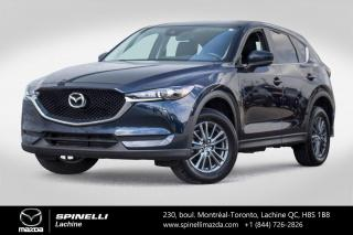 Used 2017 Mazda CX-5 GS AWD T OUVRANT PREMIER PAIEMENT EN 3 MOIS Mazda CX-5 GS 2017 for sale in Lachine, QC