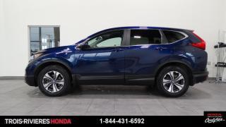 Used 2017 Honda CR-V LX + DÉMARREUR + HONDA SENSING + MAGS ! for sale in Trois-Rivières, QC
