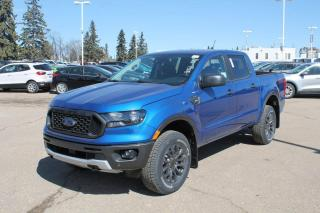 New 2020 Ford Ranger XLT 302A | 4X4 SuperCrew | 2.3L Ecoboost | Sport Appearance PKG | Adaptive Cruise Control | NAV | FX4 PKG | Remote Start | Rear View Camera | for sale in Edmonton, AB