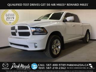 Used 2014 RAM 1500 SPORT for sale in Sherwood Park, AB