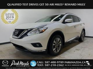 Used 2015 Nissan Murano SV for sale in Sherwood Park, AB