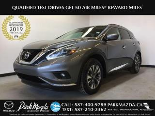 Used 2018 Nissan Murano SV for sale in Sherwood Park, AB