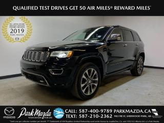 Used 2018 Jeep Grand Cherokee Overland for sale in Sherwood Park, AB