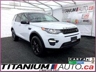 Used 2016 Land Rover Discovery Sport HSE+Pano Roof+Blind Spot+Lane Assist+GPS+Camera+XM for sale in London, ON