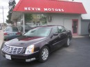 Used 2009 Cadillac DTS Luxury Edition for sale in Lucan, ON