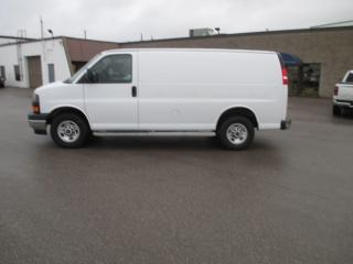 Used 2018 GMC Savana 2500.135 INCH W/BASE for sale in London, ON