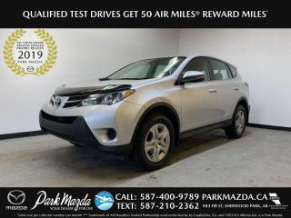 Used 2015 Toyota RAV4 LE for sale in Sherwood Park, AB