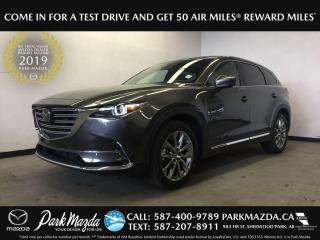 New 2019 Mazda CX-9 GT for sale in Sherwood Park, AB